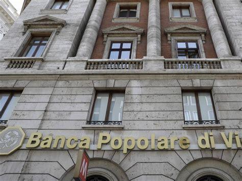 banco popolare di brescia banche venete a intesasanpaolo a brescia via una ventina