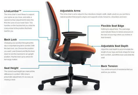 Amazon Com Steelcase Amia Fabric Office Chair Black
