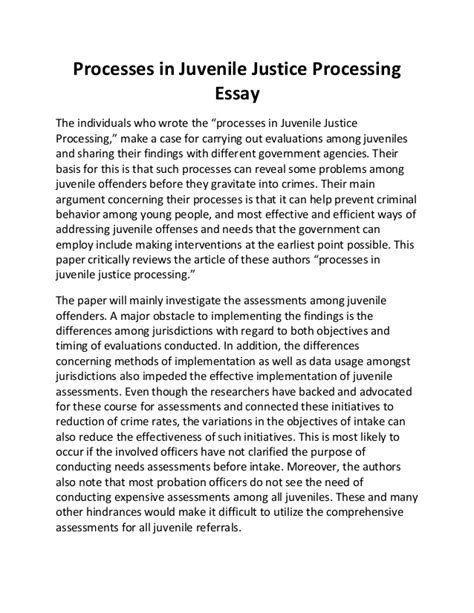 Criminal Justice Essay by Definition Essay On Criminal Justice