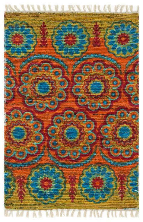orange and turquoise rug orange turquoise rug contemporary area rugs