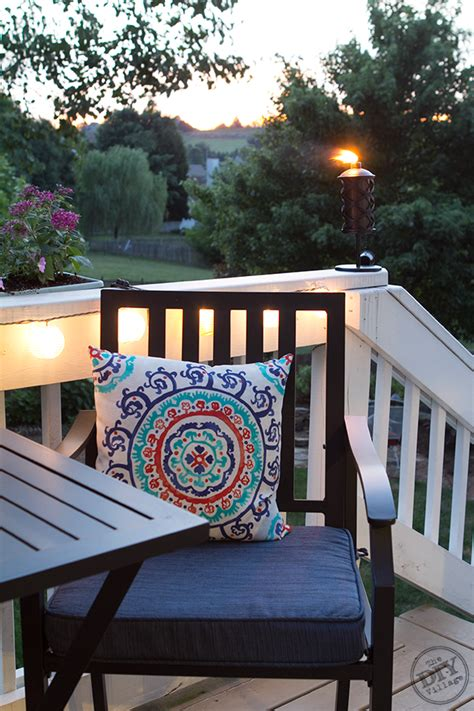 outdoor living spaces on a budget updating your outdoor living space on a budget the diy
