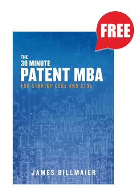 Free Books On Mba by Free Book The 30 Minute Patent Mba Turbopatent