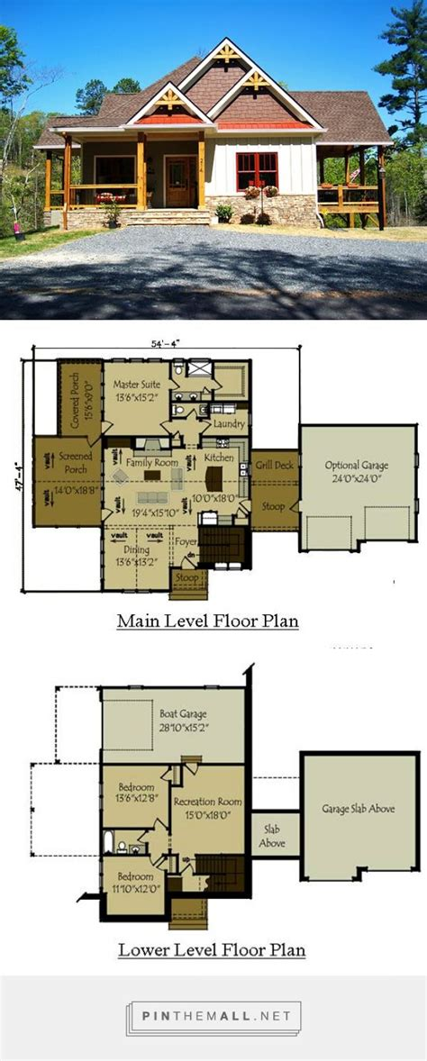 62 Best Images About Lake House Plans On Pinterest Lakes Best Floor Plan For Lake House