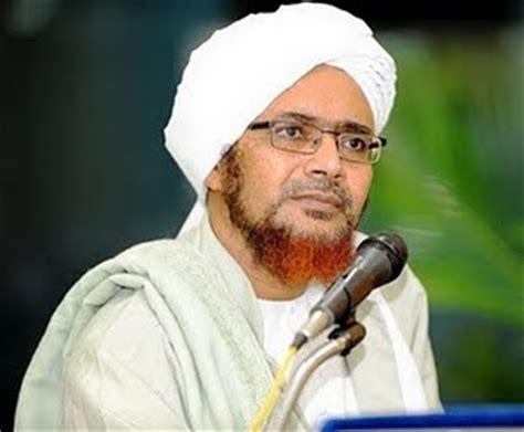 biodata al habib umar bin hafidz biografi habib umar bin hafidz ulama tanah yaman my diary
