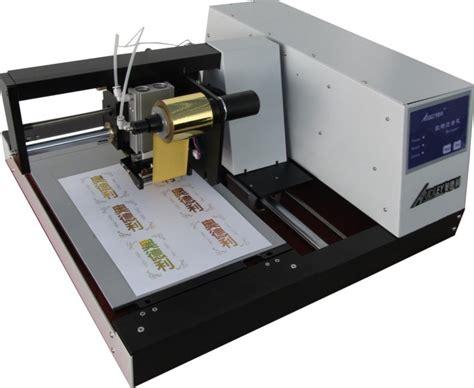 Christmas Gift Card Printing Machine - china digital hot sting machine thermal foil printer automatic foil printer photos