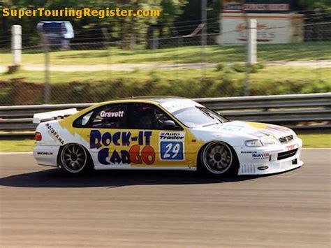 super touring register  british touring car championship