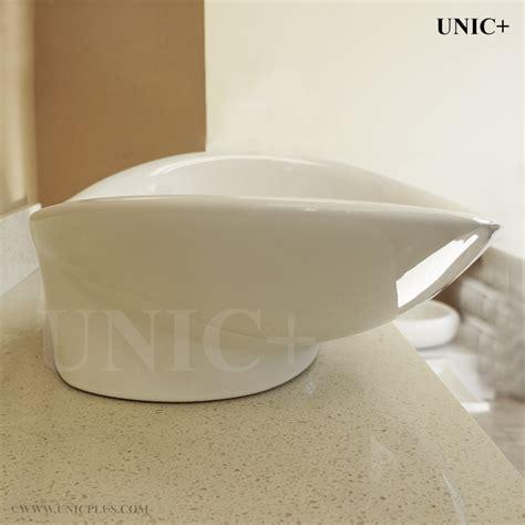 Big White Sink Big Oval White Bathroom Porcelain Ceramic Vessel Sink Bowl