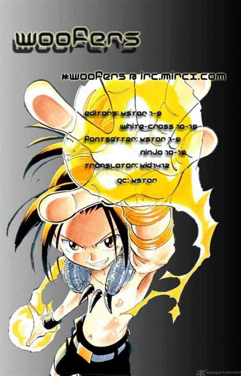 shaman king reader shaman king 79 read shaman king 79 page 1