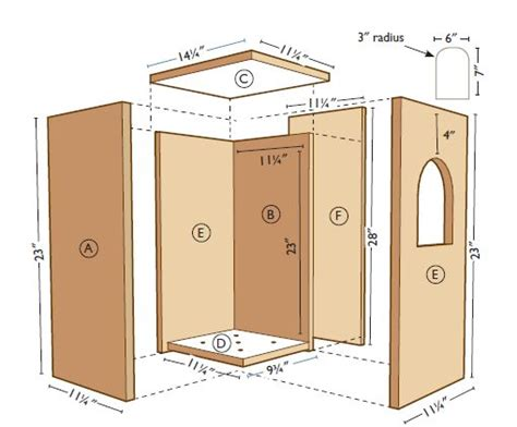 build a barred owl nesting box quarto homes