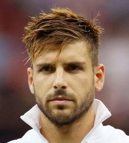 soccer haircuts 2014 soccer player hairstyles january 2014