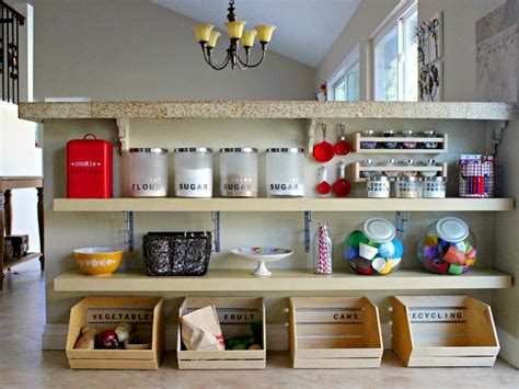 storage ideas for kitchens 29 clever ways to keep your kitchen organized diy