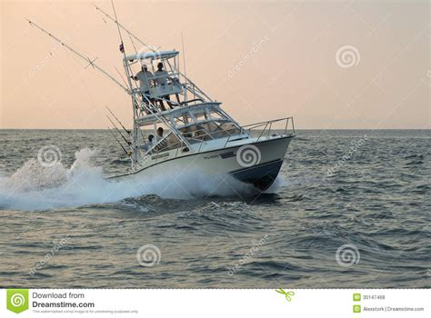 charter boat fishing license costa rican charter fishing boat editorial stock photo