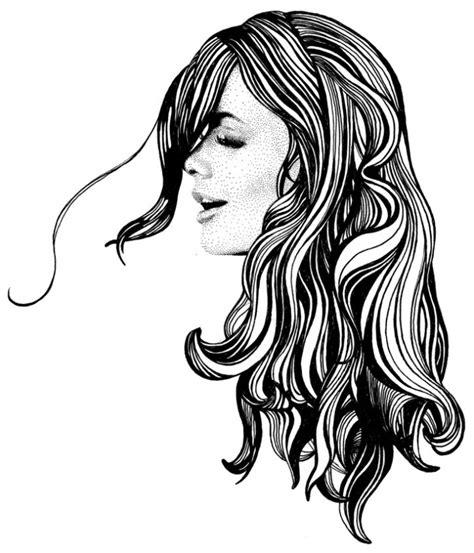 grophis hair rikke j 248 rgensen s illustrations yatzer