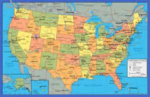 united states map tourist attractions map travel