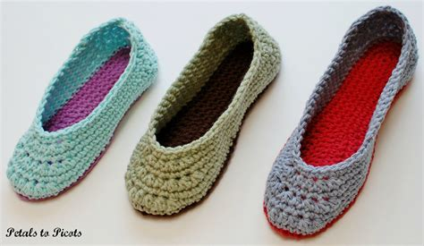 crocheted slipper patterns free slipper crochet patterns crochet pattern