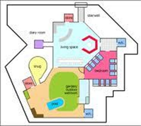 floor plan of big brother house house for big brother 14 is bright and one of the more