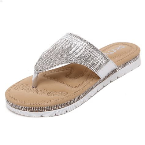 cheap slippers in bulk buy wholesale cheap gold flip flops from china