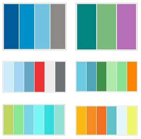 10 best color combinations images on