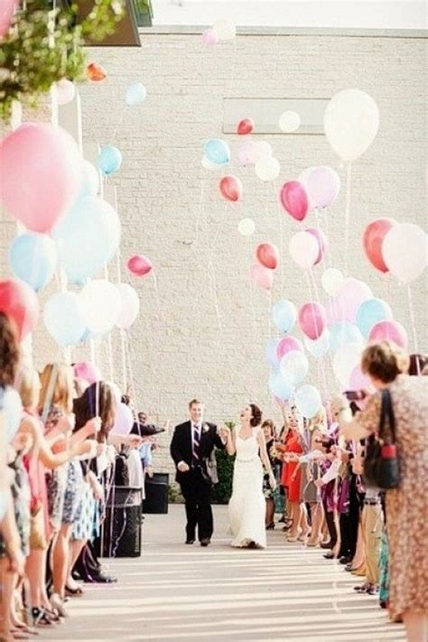 Wedding Balloons Ideas by 16 Wedding Decoration Ideas With Balloons Oh
