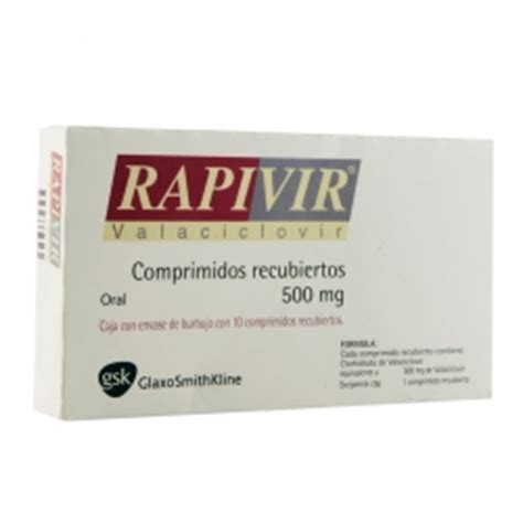 Valtrex 500mg Valaciclovir 500mg rapivir valacyclovir 500mg 10tab farmacia ni 195 177 o pharmacy in mexico of brand