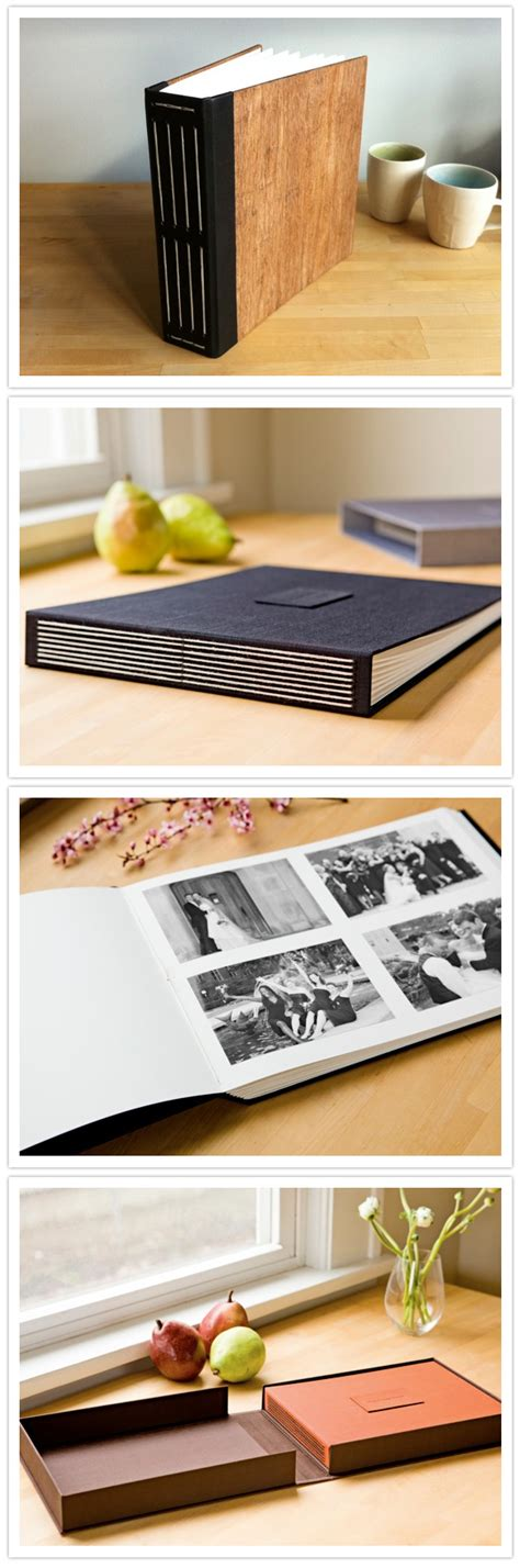 Handmade Wedding Photo Albums - handmade wedding and photo albums from hinged strung