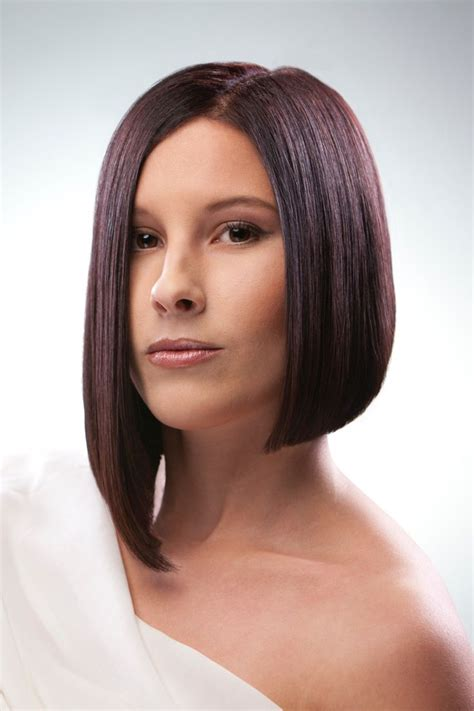 gorgeous asymmetrical multi length bob hairstyle the 400 best images about beautiful bobs on pinterest