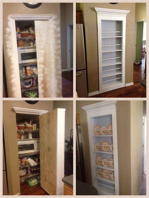 Secret Pantry by Secret Pantry Door New Plate Rack Door