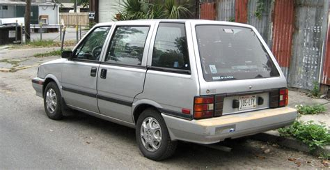 nissan stanza 1990 nissan stanza information and photos zombiedrive