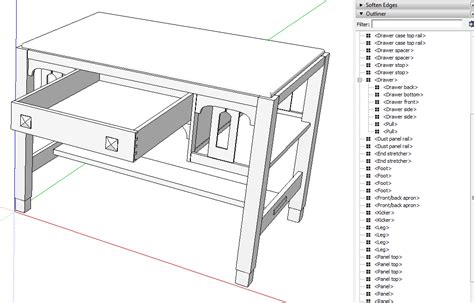 Sketchup 2016 Outliner by Newbie With Questions Sketchup Sketchup Community