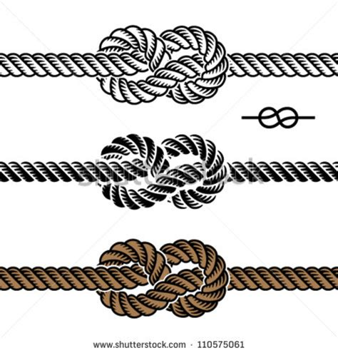 Knot Designs - 31 rope knot designs and images