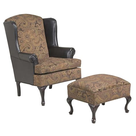 Accent Chair And Ottoman Accent Chairs With Ottoman For A Stylish Look Furniture Design