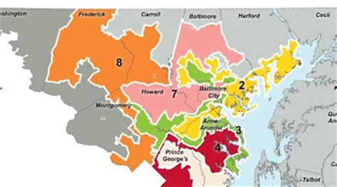 maryland gerrymandering map white house obama will veto any bill extending tax cuts