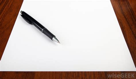 paper for pen writing how do i write a receipt with picture