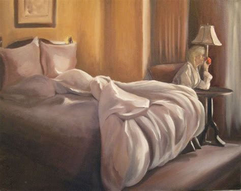 unmade bed i paint my unmade beds patricia larkin greenpatricia