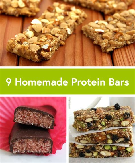 diy protein bars 9 healthy homemade protein bar recipes