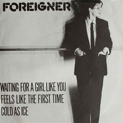 film foreigner waiting for a girl like you foreigner waiting for a girl like you vinyl clocks