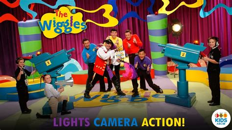The Wiggles Lights Wiggles by The Wiggles Lights Tv On Play