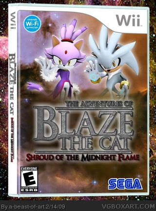 the adventures of blaze the cat: shroud of the midnight