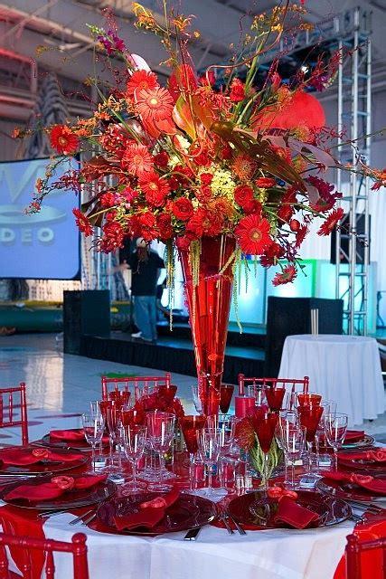 David Tutera Red Weddings Love And Passion Pinterest David Tutera Centerpieces