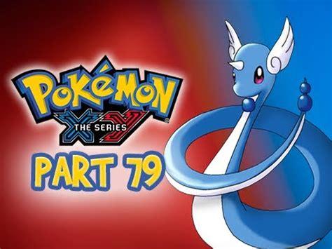 earthquake x and y pokemon x and y gameplay walkthrough part 79 dragonair