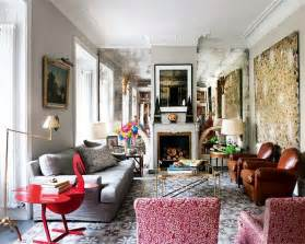 Decorating Styles For Home Interiors by Eclectic Mix In Madrid Home 171 Interior Design Files