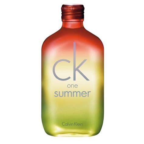 2007 Calvin Klein 2 by Parfum Ck One Summer 2007 De Calvin Klein Osmoz