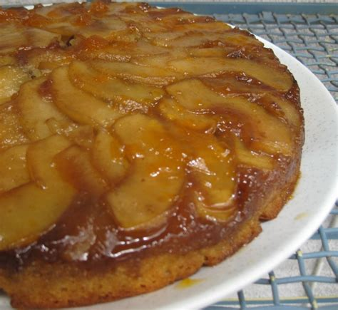 apple upside down cake apple upside down cake recipe dishmaps