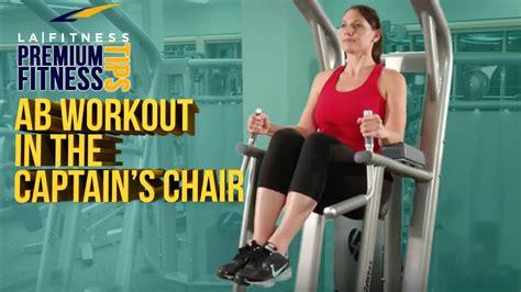 ideas captains chair abs   sport gym appliance