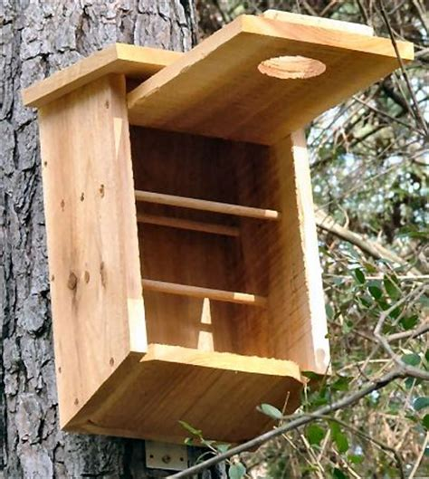 gardenweb roost box that doubles as a nesting box great