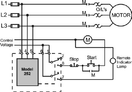 phase monitor relay wiring diagram 28 images isolated