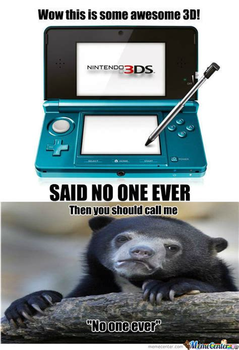 Ds Memes - rmx nintendo 3ds by nicosaure meme center