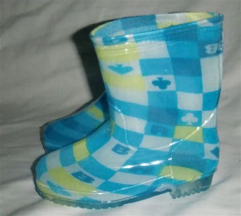 Jual Sepatu Boot Karet Ukuran Besar jual sepatu boots motif anak anak ag collection