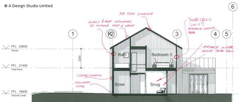 New Energy Bedrooms building envelope zero energy house