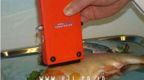 Alat Hematology Wp 330 alat ukur kesegaran ikan torry fish freshness meter alat uji